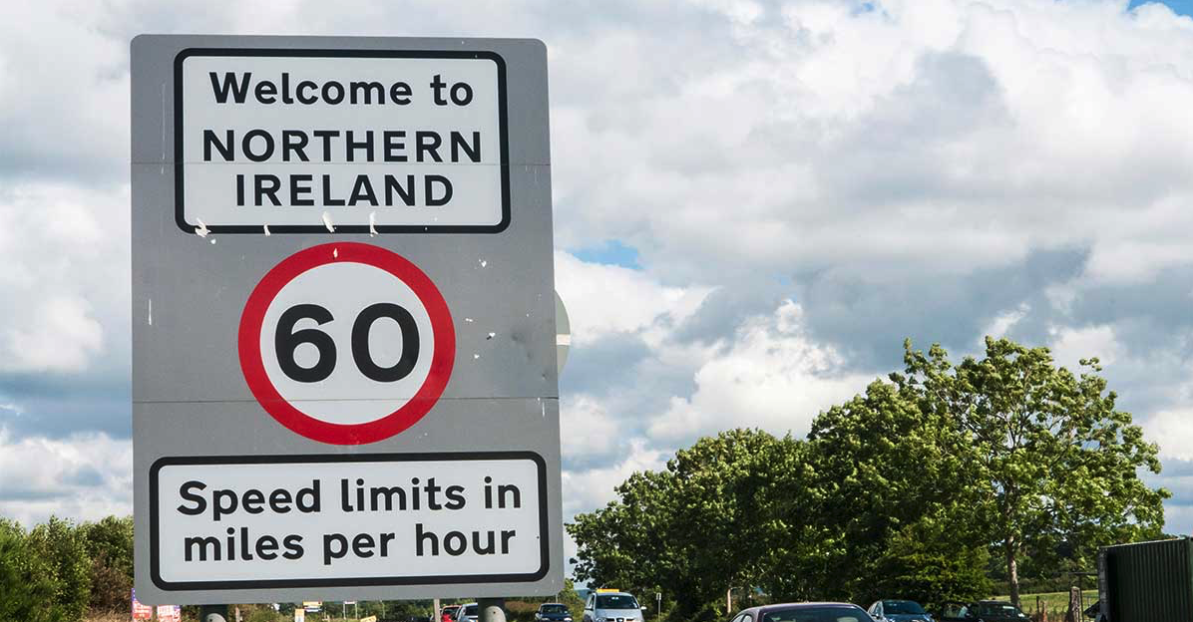 Northern Ireland Border Motion