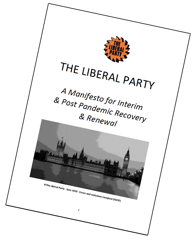The Liberal Party Logo